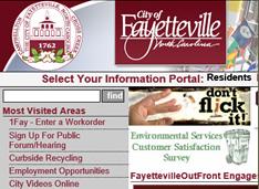 City of Fayetteville